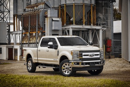 2016 Ford F-350 Super Duty King Ranch Crew Cab 4x4 2