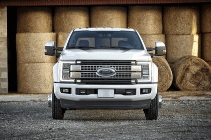 2016 Ford F-350 Super Duty King Ranch Crew Cab 4x4 5