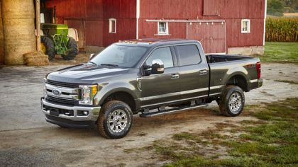2016 Ford F-350 Super Duty King Ranch Crew Cab 4x4 8