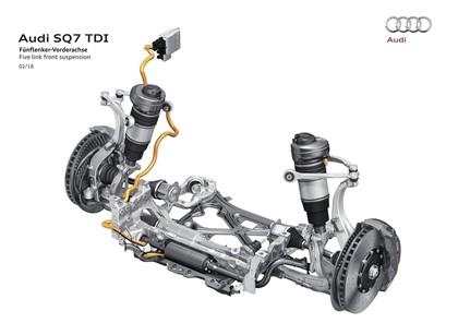 2017 Audi SQ7 TDI 60