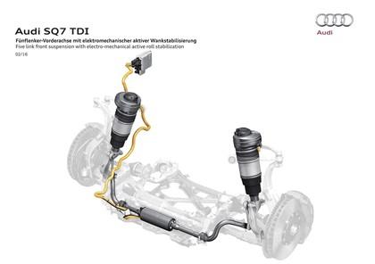 2017 Audi SQ7 TDI 63
