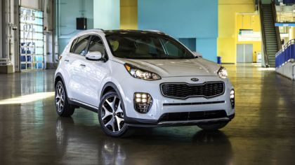 2017 Kia Sportage - USA version 3