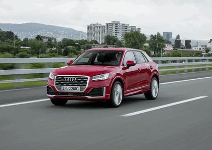 2016 Audi Q2 88