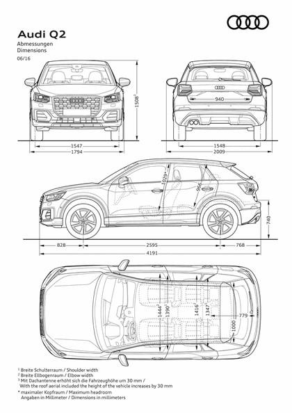 2016 Audi Q2 113