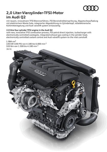 2016 Audi Q2 136