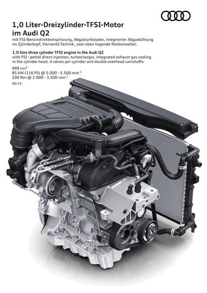 2016 Audi Q2 137