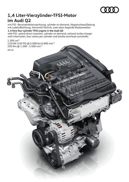 2016 Audi Q2 138