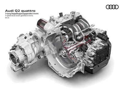 2016 Audi Q2 142