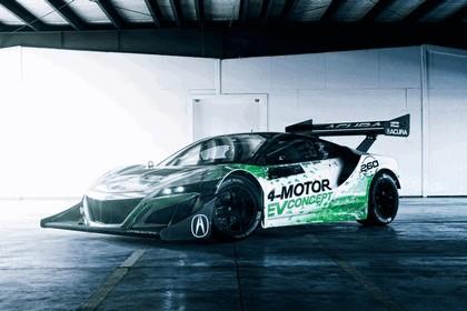 2016 Acura EV Pikes Peak concept 1
