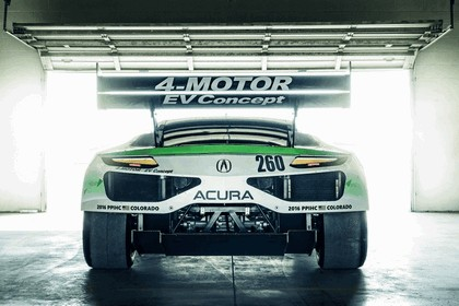 2016 Acura EV Pikes Peak concept 3