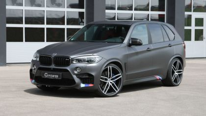 2016 BMW X5 (F85) M by G-Power 1