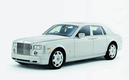 2007 Rolls-Royce Phantom Silver 1