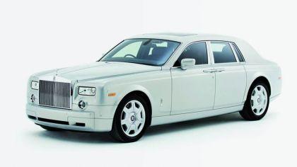 2007 Rolls-Royce Phantom Silver 2