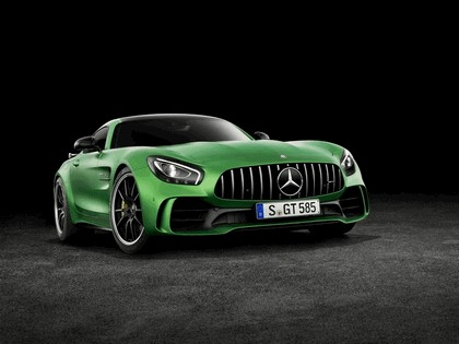 2016 Mercedes-AMG GT R 1