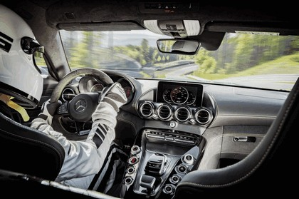 2016 Mercedes-AMG GT R 44