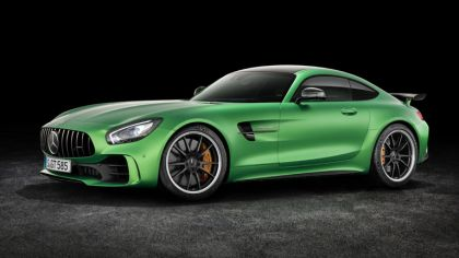 2016 Mercedes-AMG GT R 3
