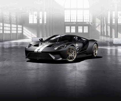 2017 Ford GT 66 Heritage Edition 1