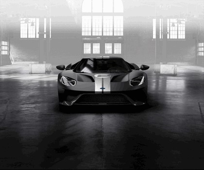 2017 Ford GT 66 Heritage Edition 7