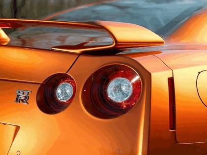 2017 Nissan GT-R ( R35 ) 38