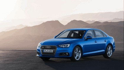2017 Audi A4 TFSI quattro - EU version 1
