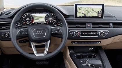 2017 Audi A4 TFSI quattro - EU version 10