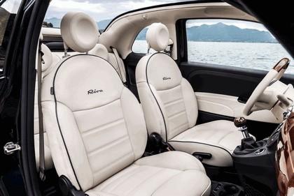 2016 Fiat 500 Riva 13
