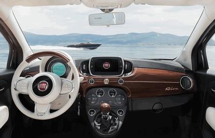 2016 Fiat 500 Riva 16