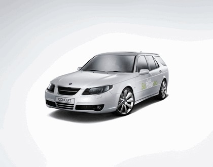 2007 Saab 9-5 SportCombi BioPower 100 concept 1