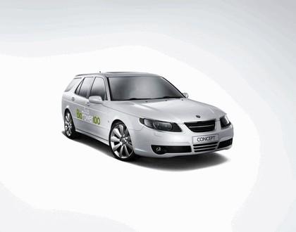 2007 Saab 9-5 SportCombi BioPower 100 concept 3