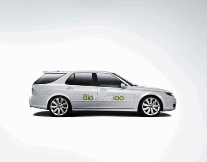 2007 Saab 9-5 SportCombi BioPower 100 concept 5