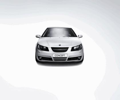 2007 Saab 9-5 SportCombi BioPower 100 concept 6