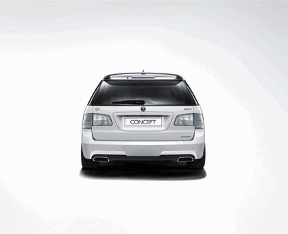 2007 Saab 9-5 SportCombi BioPower 100 concept 7