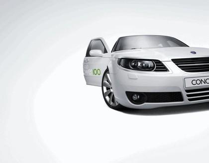 2007 Saab 9-5 SportCombi BioPower 100 concept 8