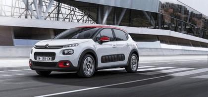 2016 Citroën C3 1