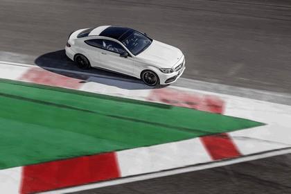 2017 Mercedes-AMG C63 coupé 22