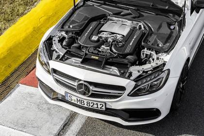 2017 Mercedes-AMG C63 coupé 24