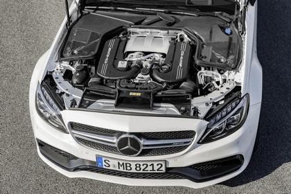 2017 Mercedes-AMG C63 coupé 25