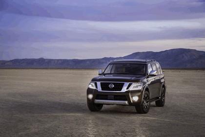 2017 Nissan Armada Platinum 5