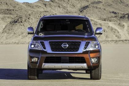 2017 Nissan Armada Platinum 8