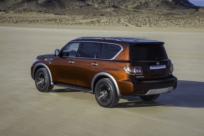 2017 Nissan Armada Platinum 9