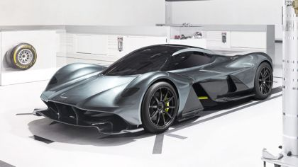 2016 Aston Martin AM-RB 001 2