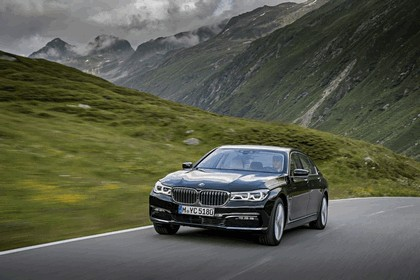 2016 BMW 740Le xDrive iPerformance 2