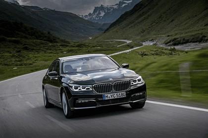 2016 BMW 740Le xDrive iPerformance 3