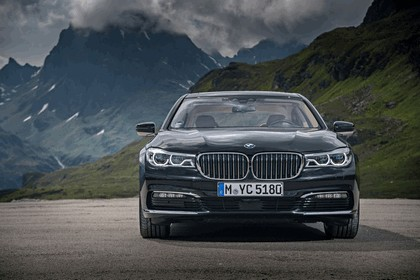 2016 BMW 740Le xDrive iPerformance 6
