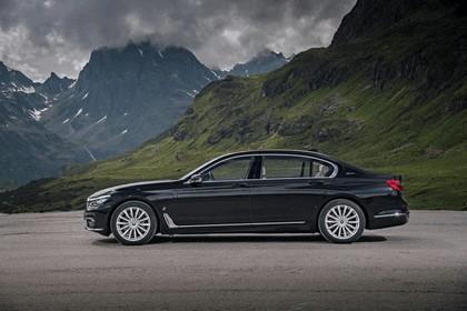 2016 BMW 740Le xDrive iPerformance 7