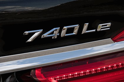 2016 BMW 740Le xDrive iPerformance 11