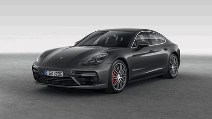 2016 Porsche Panamera Turbo 5
