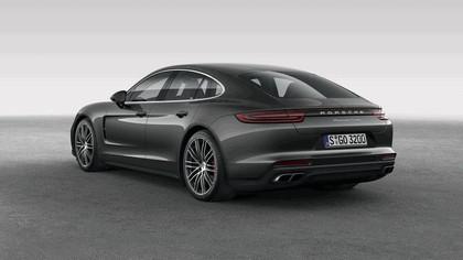2016 Porsche Panamera Turbo 6