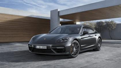 2016 Porsche Panamera Turbo 7