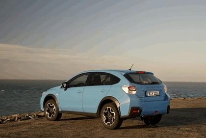 2016 Subaru XV 2.0i active 8